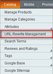 URL Rewrite Management